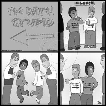 I'M-WITH-STUPID