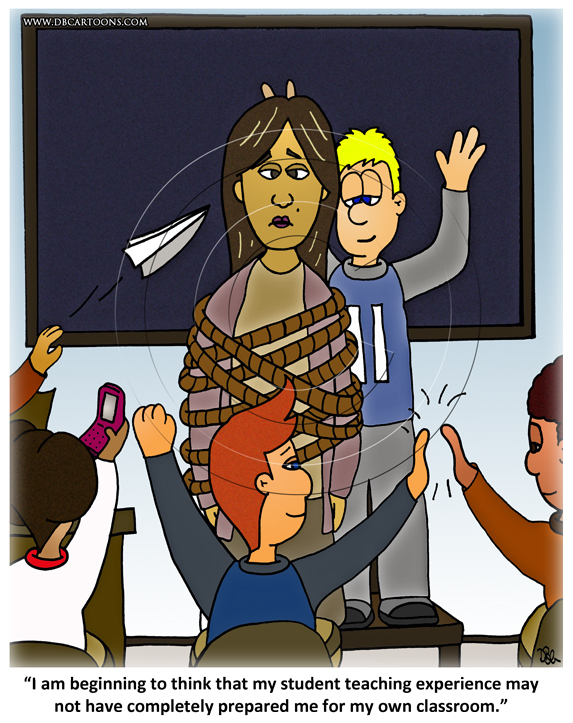 student-teaching