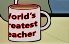 World Greatest Teacher